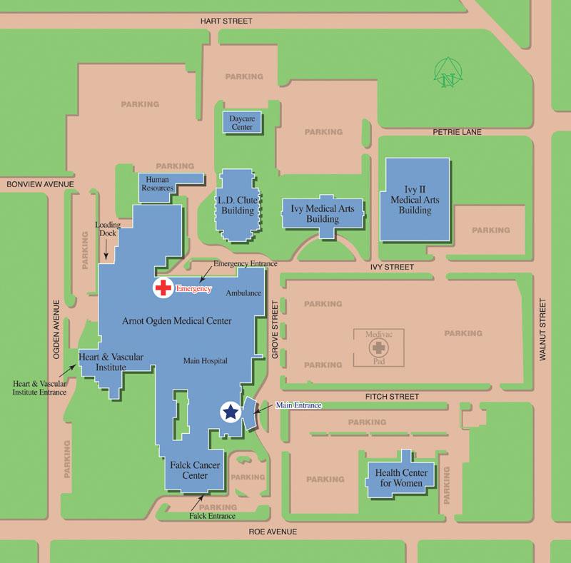 aomc parking map